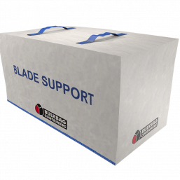Turbine Blade Supports